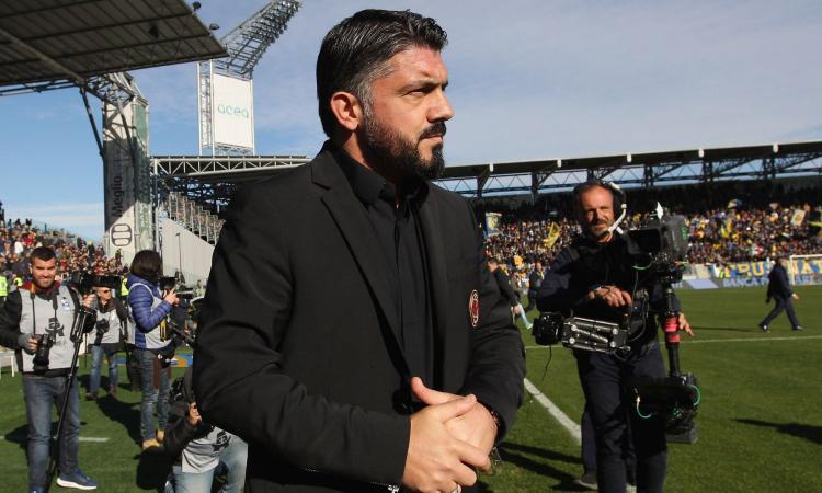 Gattuso: 'Primo tempo inaccettabile, così non si va in Champions! Io a rischio? Fa parte del gioco' VIDEO