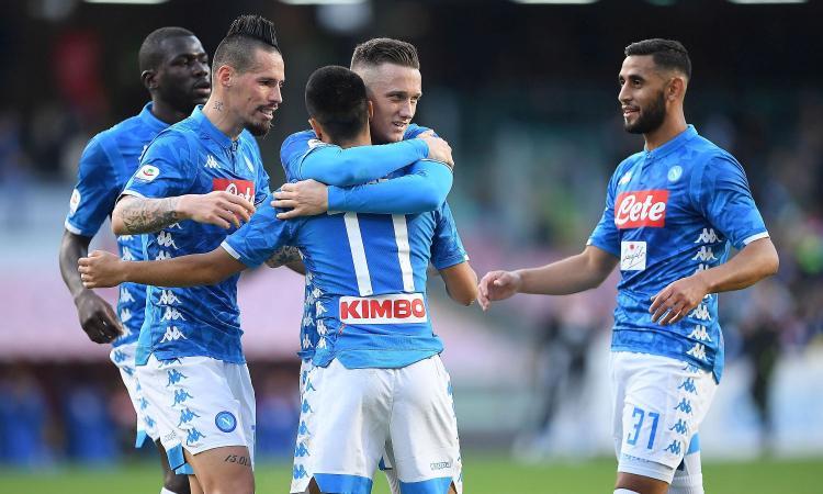 Napoli, Ghoulam: 'Giorno importante, orgoglioso di questa squadra'