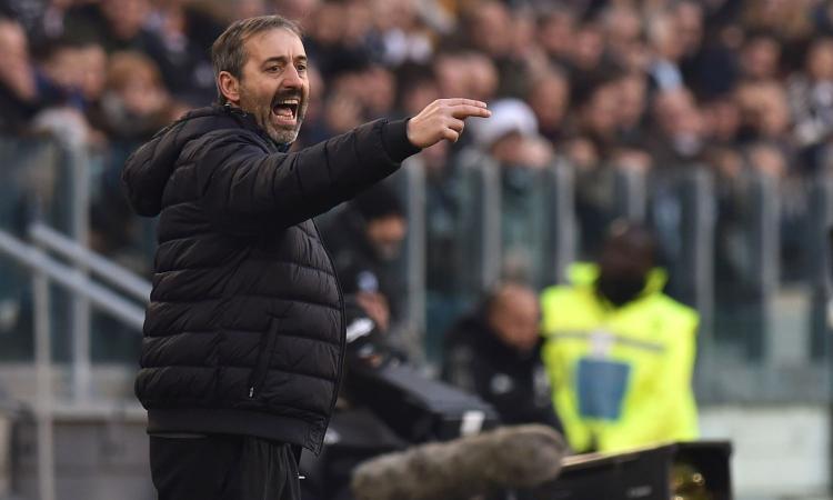 Sampdoria, Giampaolo: 'Col Milan alla pari. Gabbiadini deve stare nel traffico'