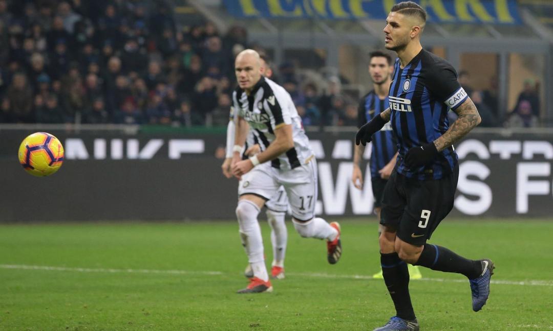Il VAR salva l'Inter e condanna l'Udinese
