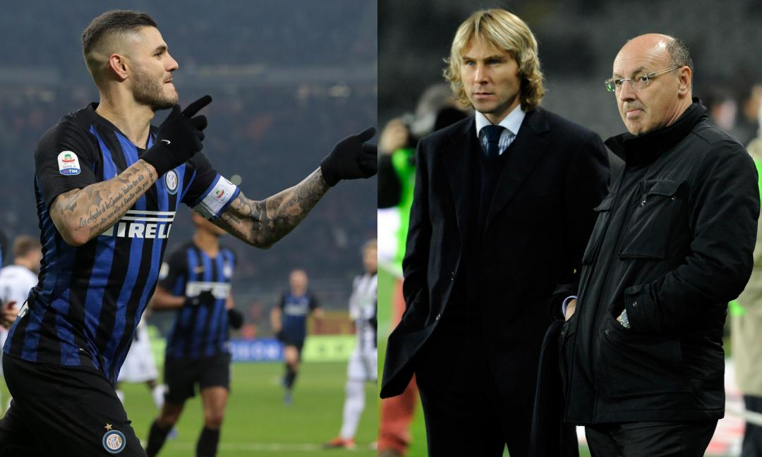 "Icardi ""on sale"" grazie a Marotta!"