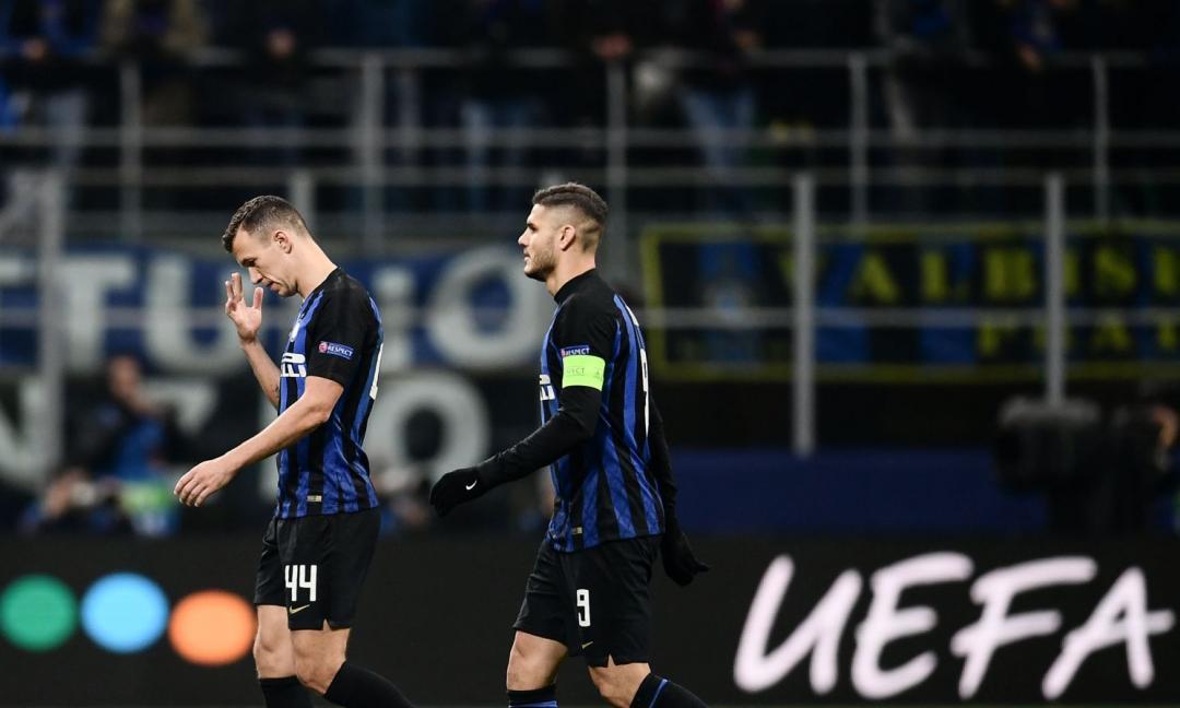 Fuori Icardi e Perisic dal progetto Inter!