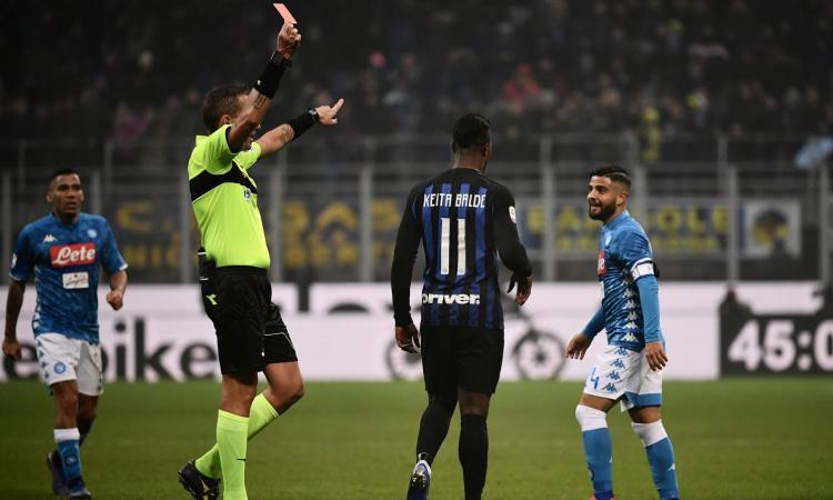 Chiesa a CM: 'Milan col Var al limite. Bentancur, Koulibaly e Insigne rossi ok'