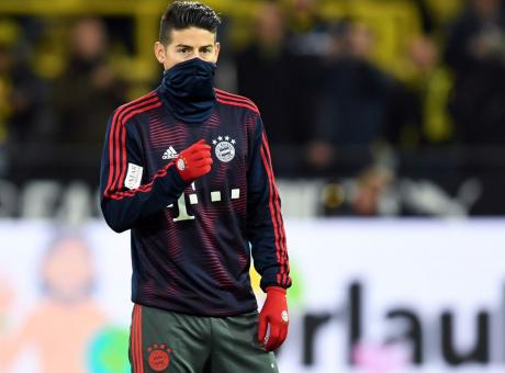 Arsenal su James, il ds del Bayern glissa