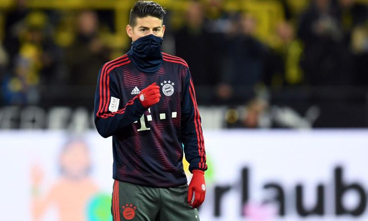 Mercato Juve: incontro per James Rodriguez, Isco costa caro