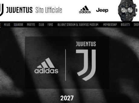 Juve, UFFICIALE il rinnovo con Adidas per 8 anni. Incasso da oltre 400 milioni
