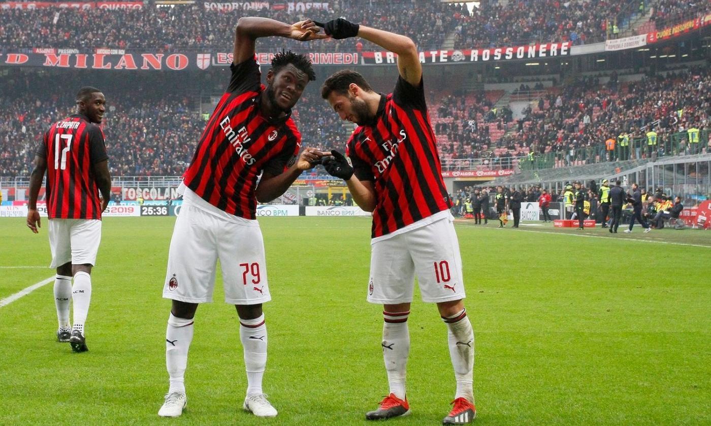 Milan: sirene inglesi per Kessie, Romagnoli... | Mercato | Calciomercato.com