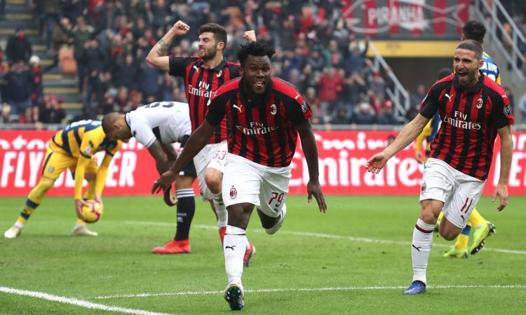 Milan: un centrocampista può finire in Premier, fissato il prezzo