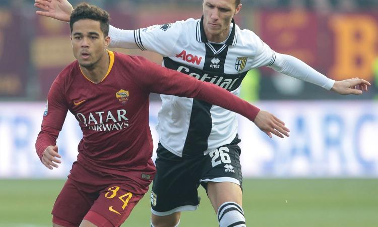 Roma, le pagelle di CM:Kolarov sfiora il gol, Kluivert tra i migliori