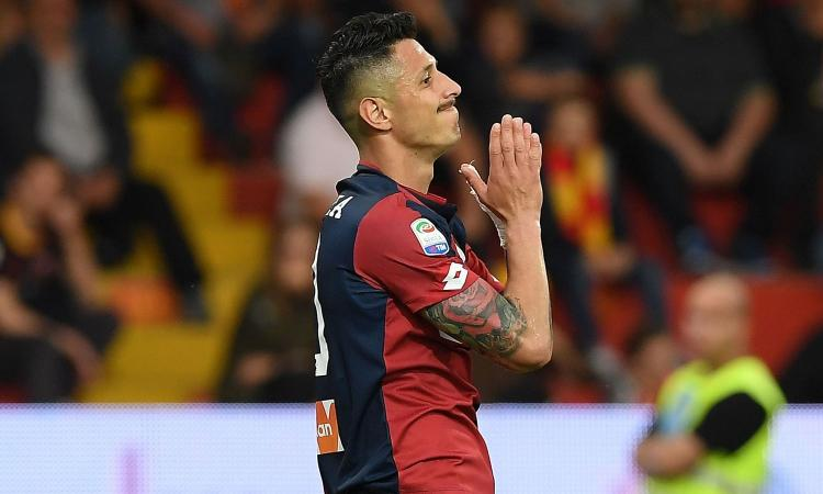 Genoa, Lapadula vicino all'Udinese