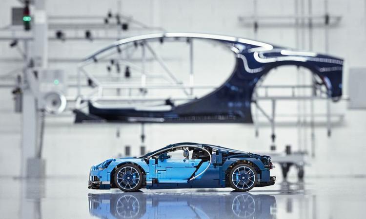 PIT STOP: Lego, James Bond & Co, i migliori set di auto FOTOGALLERY