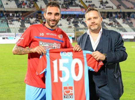 Il 10, la 'pennellata' e Catania: la Serie C riscopre l'eterno Ciccio Lodi