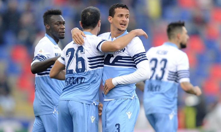 Lazio, Luiz Felipe dice no alla Nazionale italiana: 'Il calcio è una questione di cuore'