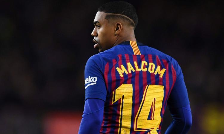 Barcellona, Malcom va in Premier?