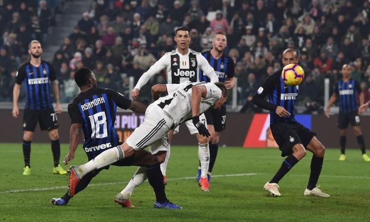 Juve, l'analisi tattica della vittoria contro l'Inter