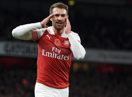 Juve o PSG: c'è la risposta di Ramsey