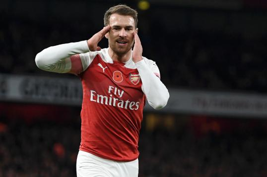 Ramsey Juve: Ramsey To Juve: Emery Gives Hope To Serie A Giants