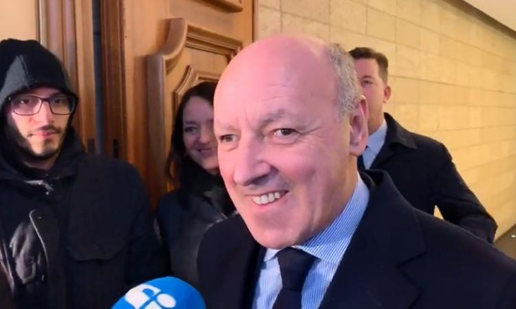Inter, Marotta: 'Perisic ha chiesto la cessione. Sondaggi per Carrasco'