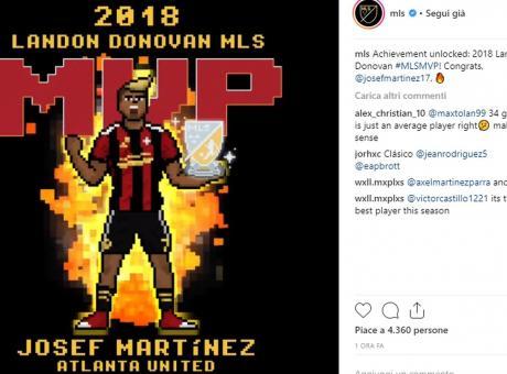 Un po' Sayan, un po' videogame: altro che Ibra, l'MVP della MLS è Martinez!