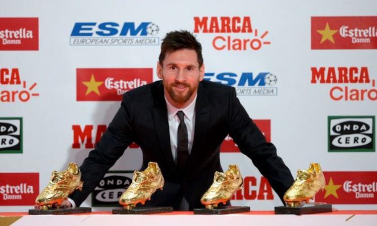Messi, l'intervista del 2000 diventa virale: 'Un sogno? Giocare nel..'