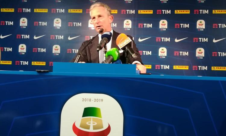 Supercoppa in Arabia, Miccichè: 'Scelta del calcio in linea con quelle dell'Italia'