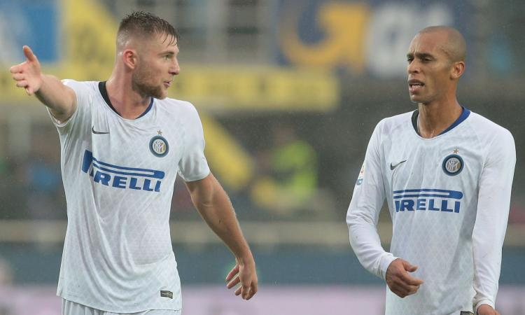 Inter, Miranda vuole la cessione a gennaio: derby di mercato col Milan?