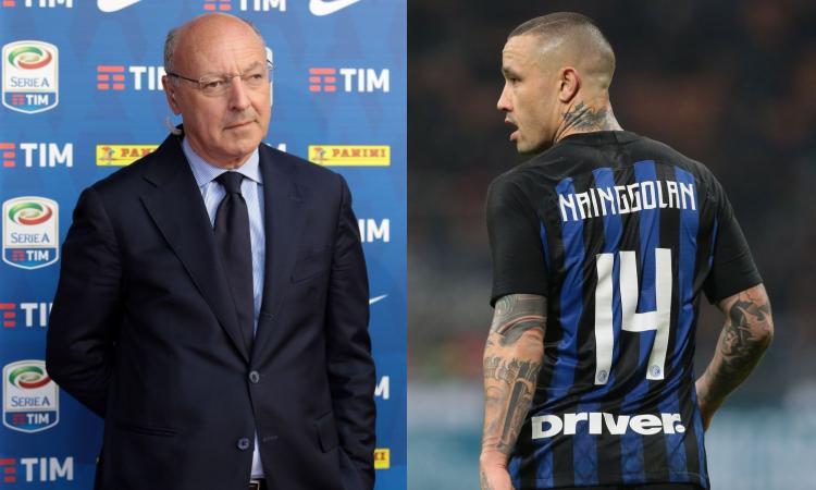 Inter: Nainggolan senza freni, Marotta dice basta e ordina la stangata