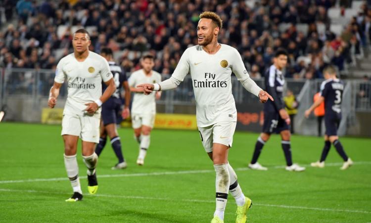 PSG: nessuna clausola per la cessione di Neymar