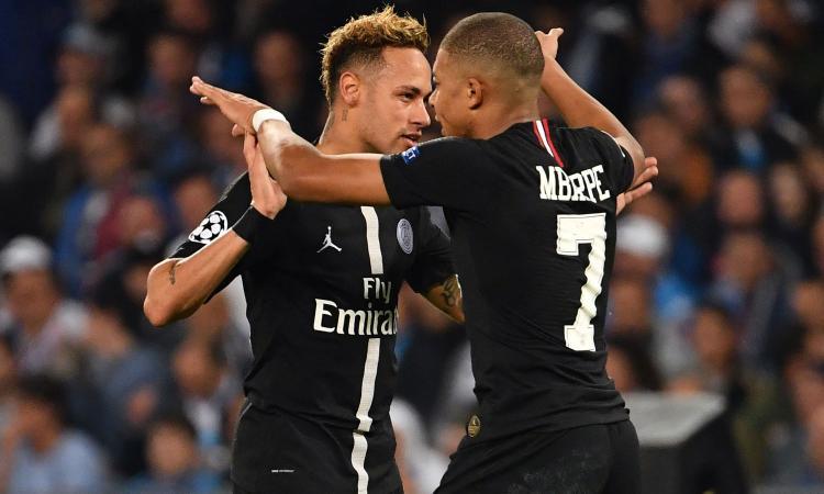 Barcellona-PSG: scambio Neymar-Dembelé?