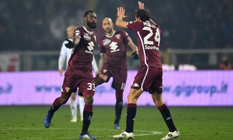 Convocati Torino: out Moretti, c'è Nkoulou