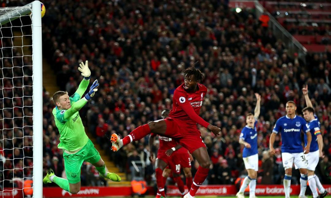 Liverpool, un gol che vale la stagione. Napoli avvisato