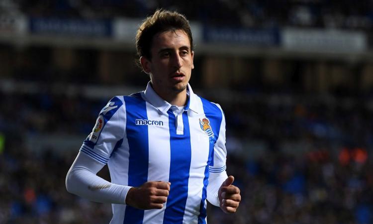 Real Sociedad: la Premier chiama Oyarzabal