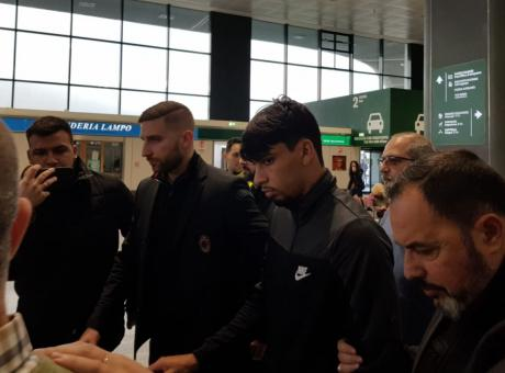 Lucas Paquetá sbarca in Italia: 'Sono felice, ho scelto il Milan per la storia'