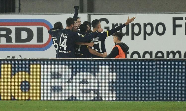Chievo-Inter, Pellissier: 'Queste sono le emozioni che non ti fanno smettere'