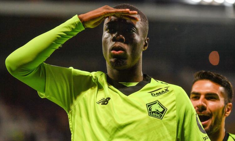 PSG: occhi su una stella del Lille, ci sono anche Bayern e Barcellona