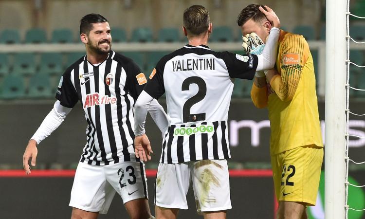 Giudice Sportivo Serie B: Ascoli decimato, ecco tutti gli squalificati