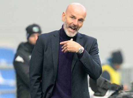 Fiorentina, Pioli: 'Più facile andare in Europa attraverso la Coppa Italia'