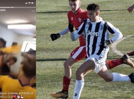 Insultarono Napoli, puniti i ragazzi della Juve: una squalifica quasi comica
