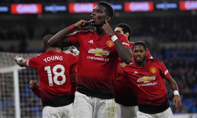 Manchester United, Pogba sempre più vicino all'addio