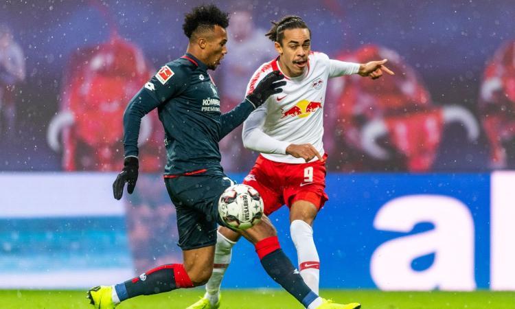 RB Lipsia: un attaccante verso il rinnovo