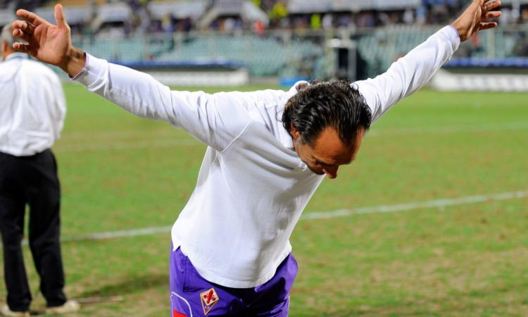 Panchina d'oro a Prandelli VIDEO