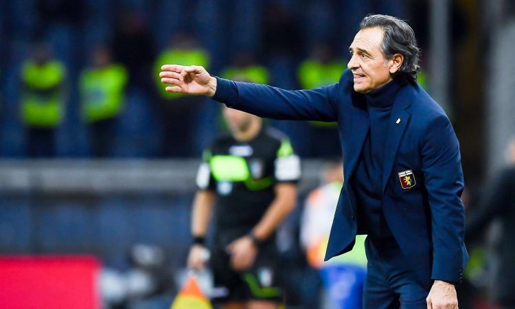Genoa, Prandelli: 'Juve fortissima, ma siamo la squadra più penalizzata dal Var. Su Kouamè punta...'
