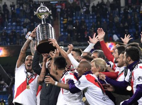 Il River vince la Coppa Libertadores: 3-1 al Boca dopo i tempi supplementari