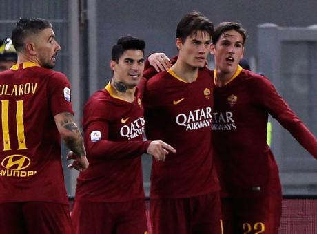 Coppa Italia, Roma-Entella: all'Olimpico quote a senso unico