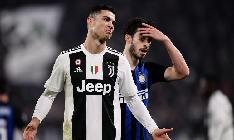 Ronaldo: 'Ho capito che gli juventini non vogliono perdere due partite: quella con l'Inter e quella col Torino'