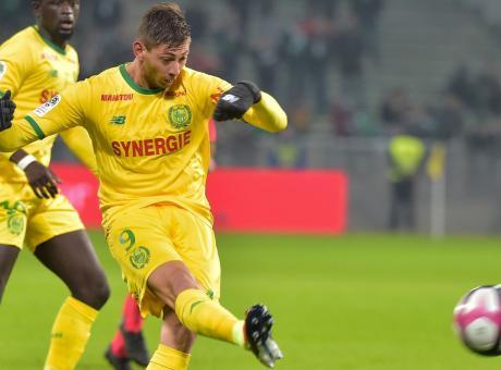 Nantes: sfuma il passaggio di un attaccante al Cardiff