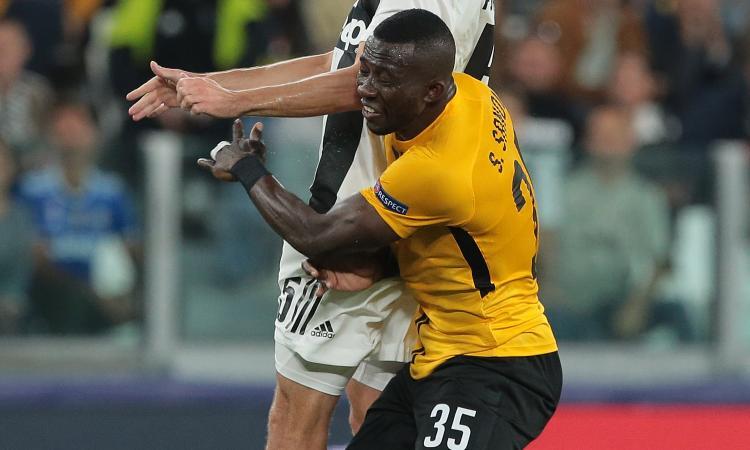 Roma, Sanogo a un passo: accordo Monchi-Young Boys, decide Pallotta