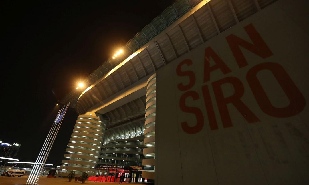 Don't touch San Siro