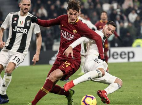 Juve-Roma, Schick è un bluff: non serve a niente. Non c'è stata partita