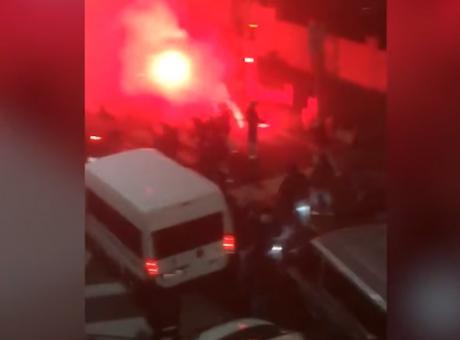 Scontri Inter-Napoli: è stato arrestato Ciccarelli, capo della Curva Nord